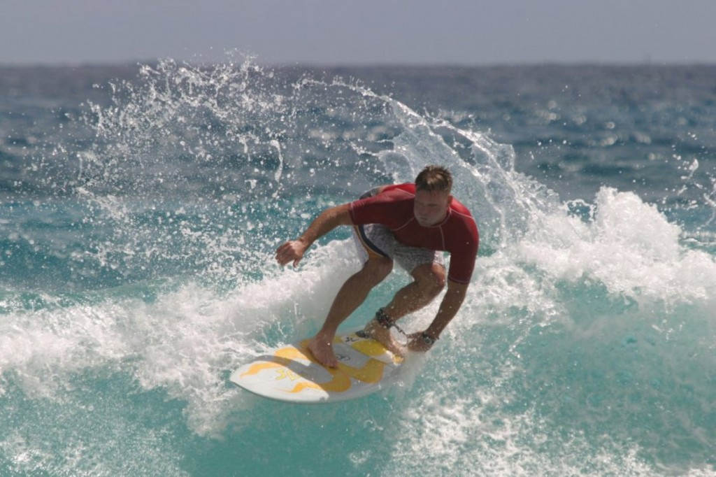 surfing reality show casting in Hawaii
