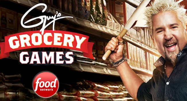 Casting call for cooks to appear on Guys Grocery Games