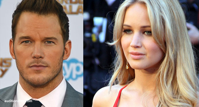 "extras wanted for Jennifer Lawrence movie ""Passengers"""