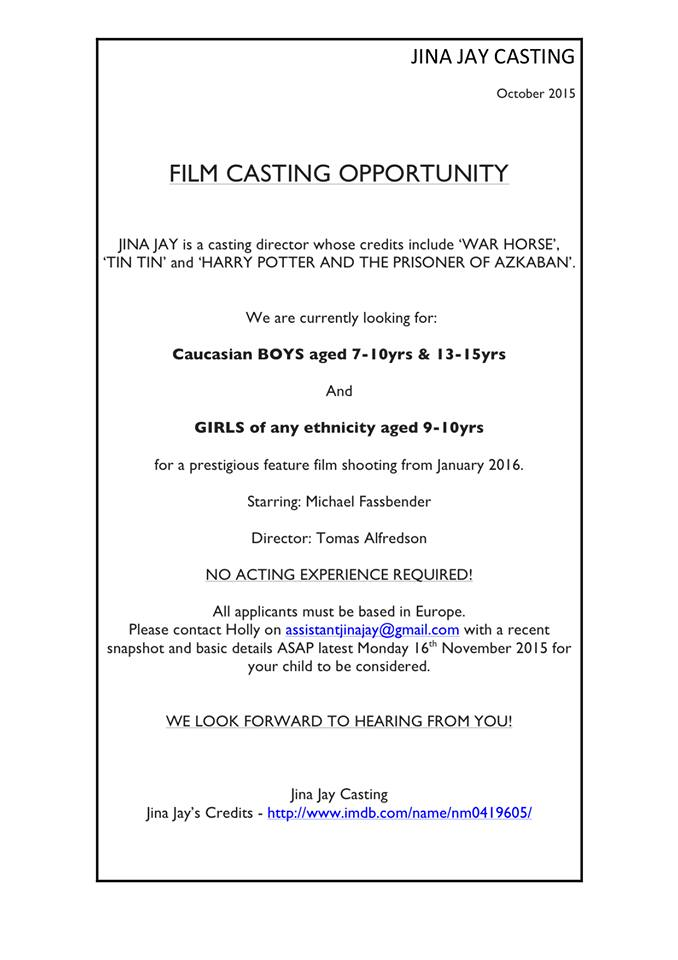 the-snowman-casting