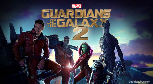Marvel Guardians of the Galaxy 2 now casting