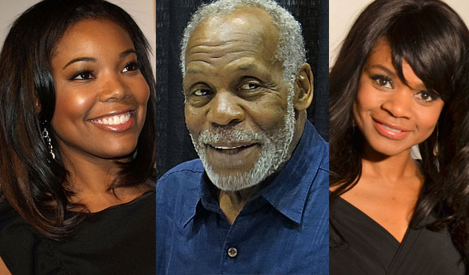 """A Meyers Christmas"""" Starring Danny Glover & Gabrielle Union ..."""