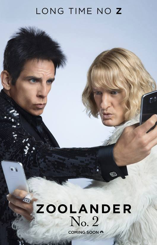 Zoolander 2 Now Casting in NYC