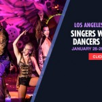 Carnival Cruises Auditions for Singers and Dancers in Los Angeles