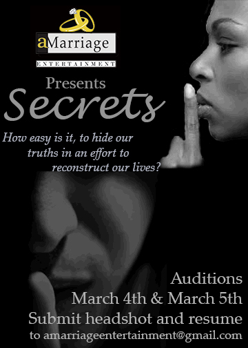 Secrets stage play
