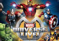 Auditions announced for Marvel Universe Live in cities across the US