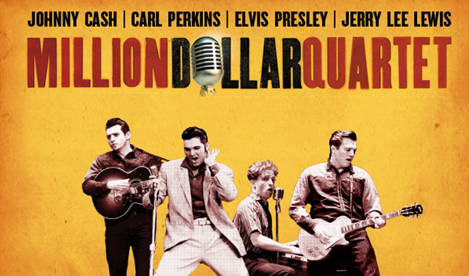 CMT Million Dollar Quartet