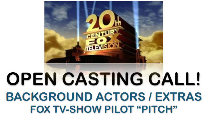 Pitch open casting call