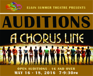 Elgin Theater Auditions