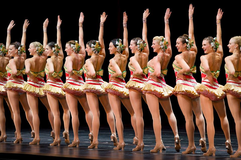 Rockettes Christmas Show.Dancer Auditions Male Female And Kids Girls For The