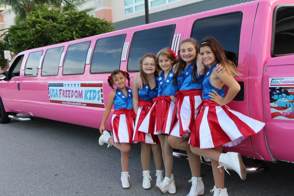 Freedom Kids auditions