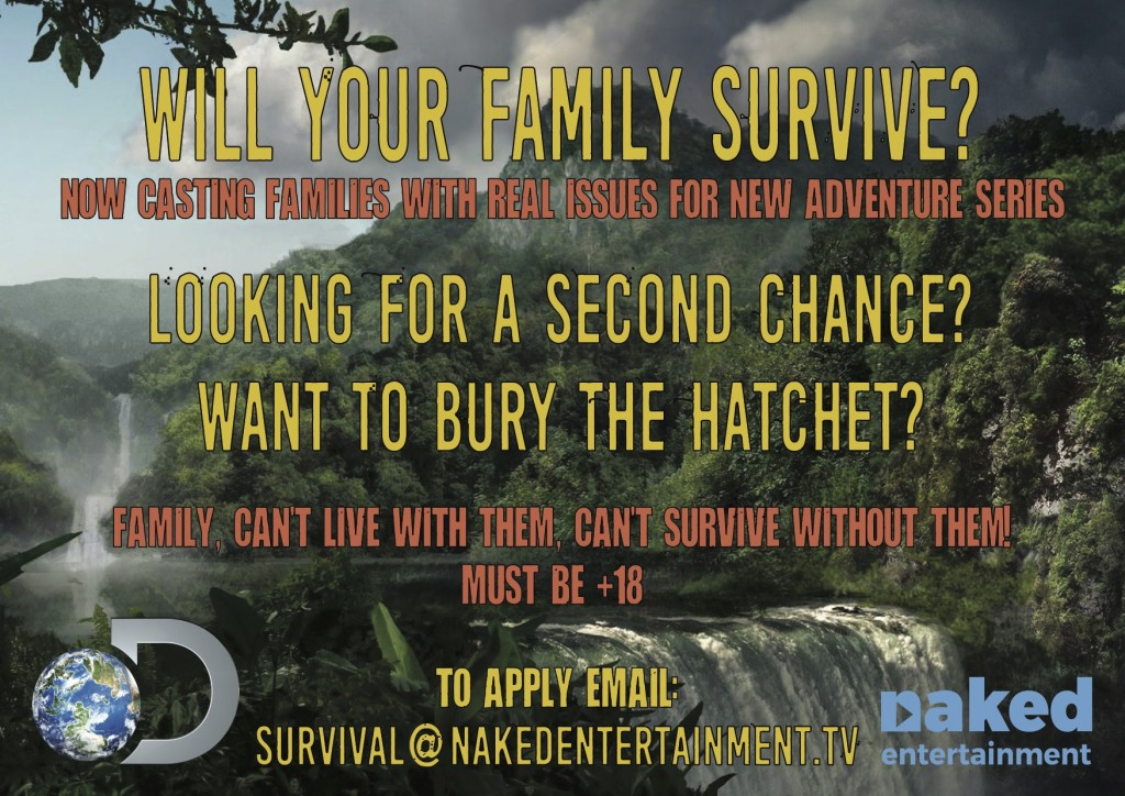 New Family Survival show