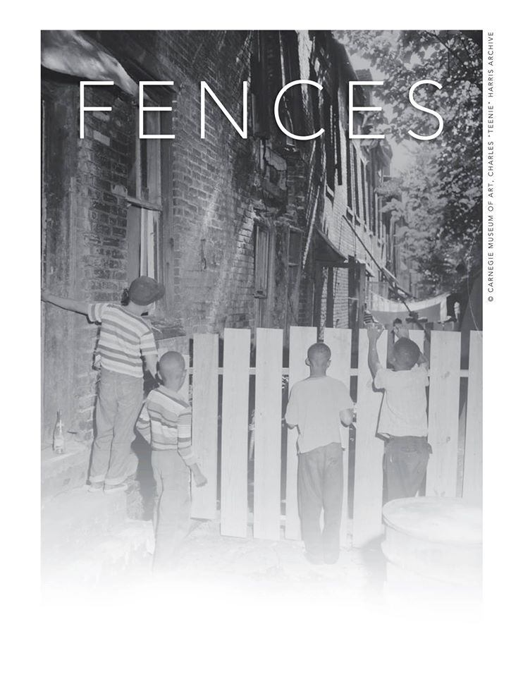 racism and poverty in the play fences by august wilson August wilson's play entitled fences is a play that chronicles the life of a poverty-driven black family of troy maxson in the south it is emphasized that this family has battled with racism all their lives.