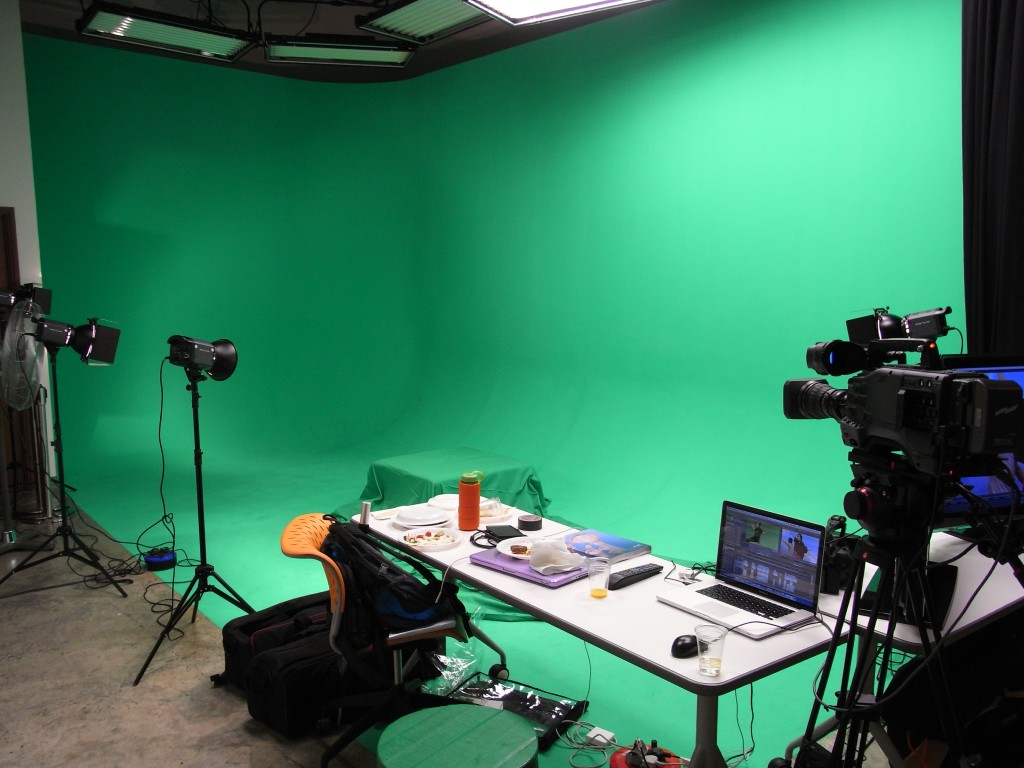 actress in PA for green screen corporate video project