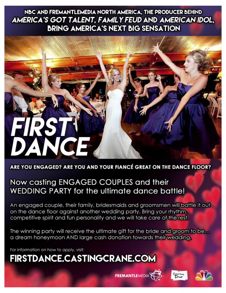 First Dance casting notice