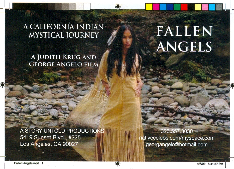 Fallen Angel indie film