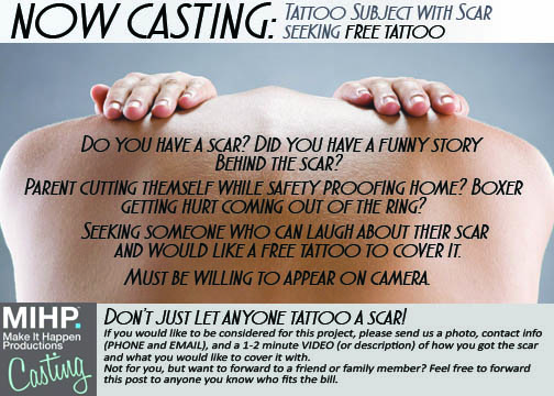 new tattoo show now casting