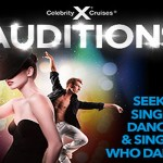 Open Auditions for Celebrity Cruise Lines Coming To Toronto for Singers and Dancers