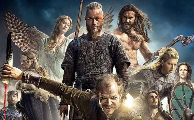 Vikings season 5 / 6 cast