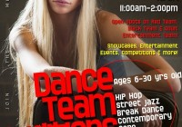 NYCDA dance team auditions