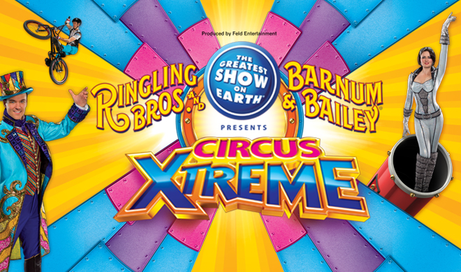Barnum & Bailey Presents Circus XTREME auditions