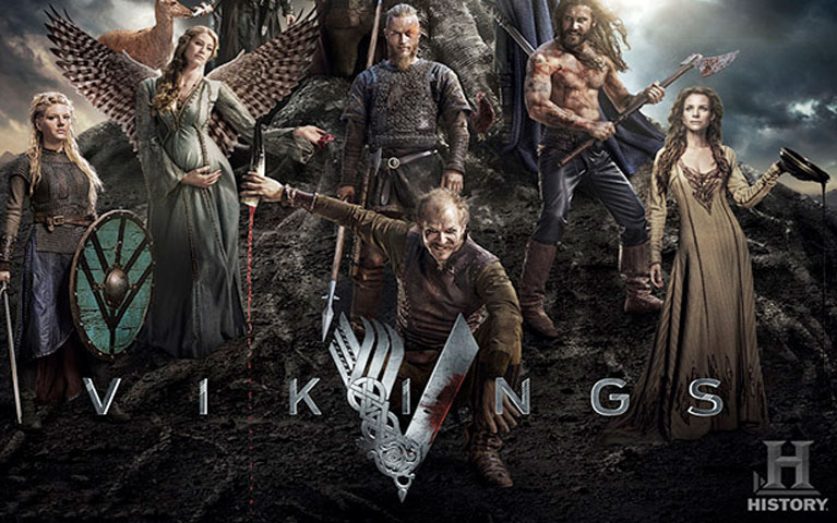 Vikings History Channel Cast