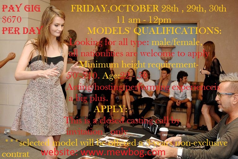 Honolulu Model call