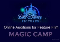 Disney Magic Camp auditions