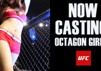casting for Octagon girls UFC reality show