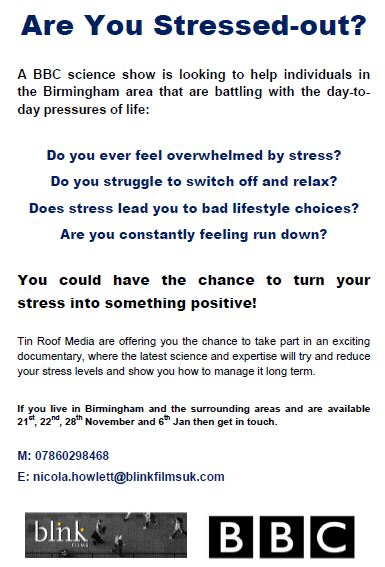 stressed out docu-series -uk
