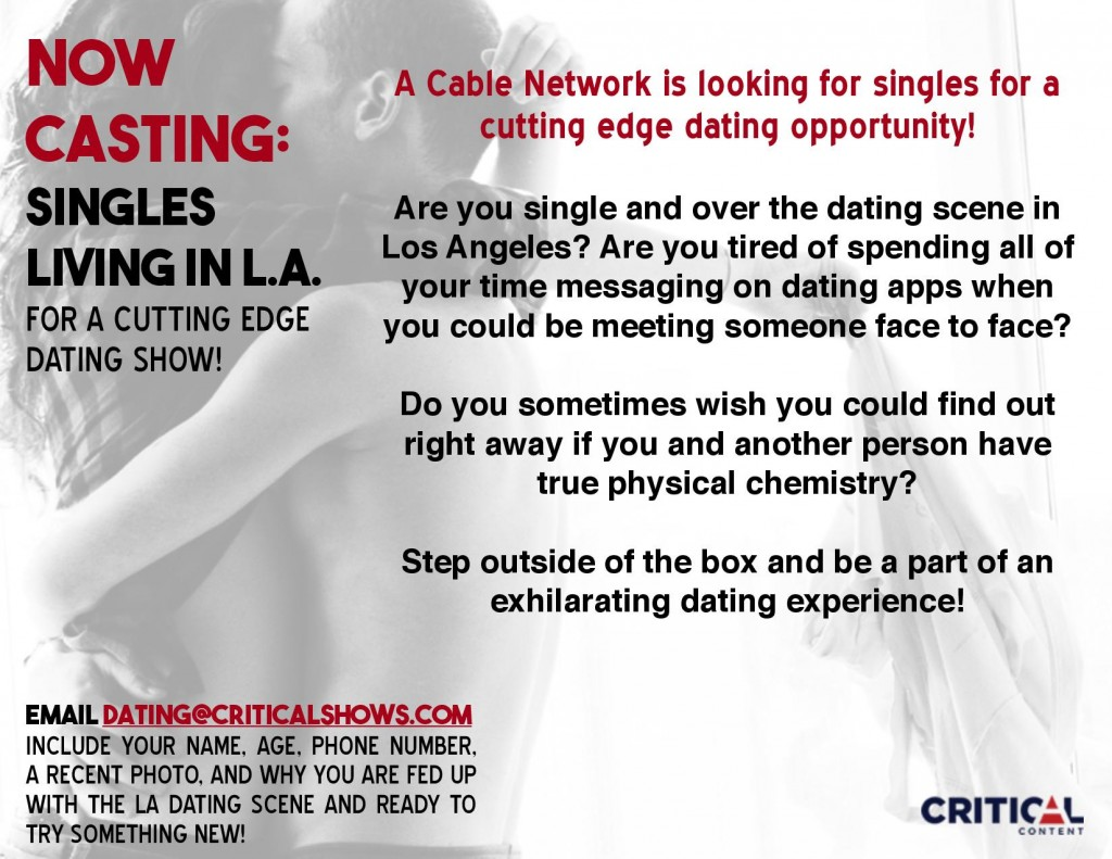 dating shows to apply for 2016 Australia: want to be on tv game shows if you are a curvy woman or big tall man looking to start a modelling career then apply now to be in t multiple roles.