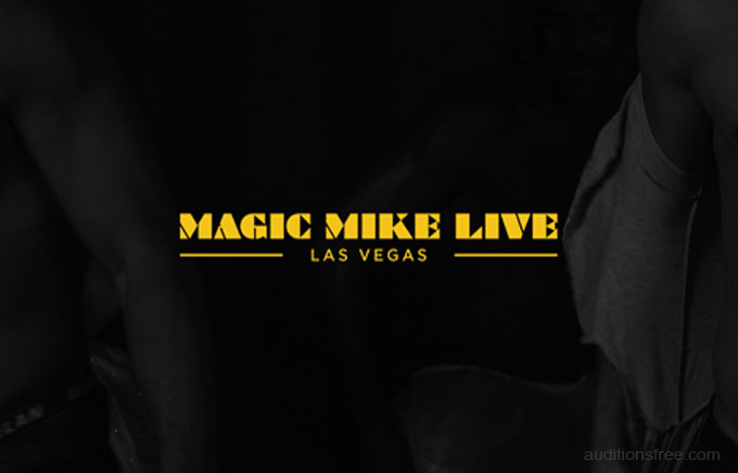 Magic Mike Live auditions