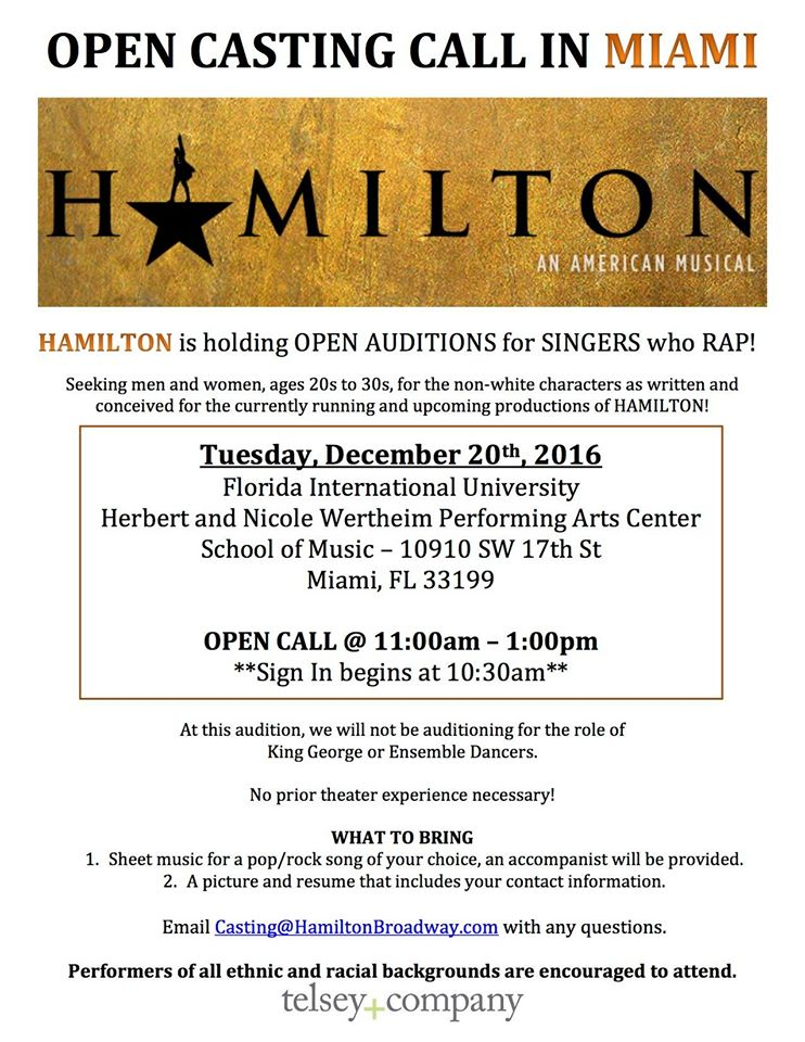 hamilton-auditions