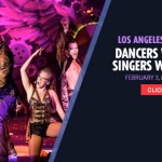 Open Auditions in Los Angeles for Singers & Dancers To Join Carnival Cruises