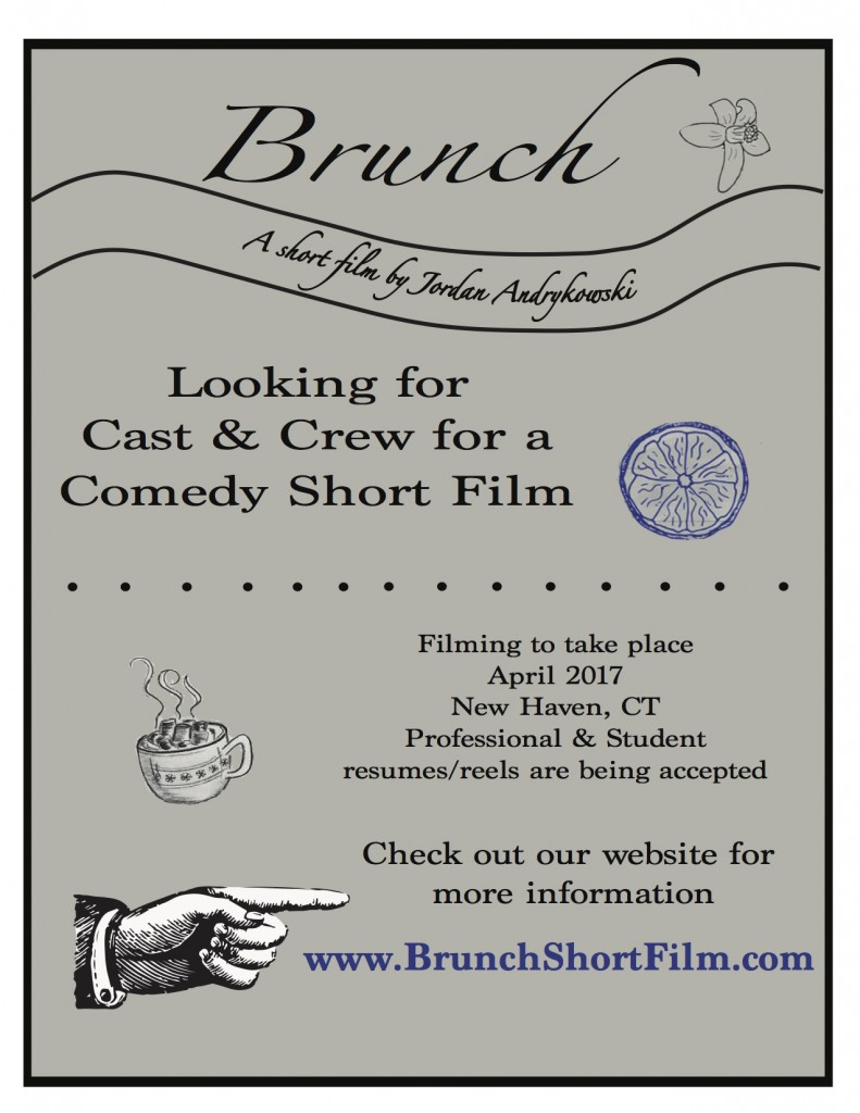 Brunch short film