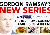 Gordon Ramsay That Cooking Show