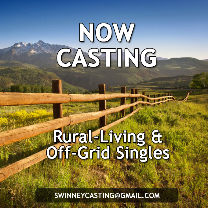 Off the grid dating site