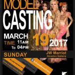 Model Casting in Houston for DB Bridal Expo Fashion Show