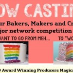 New Reality Competition Show Casting Amateur Makers, Bakers and Crafters Nationwide