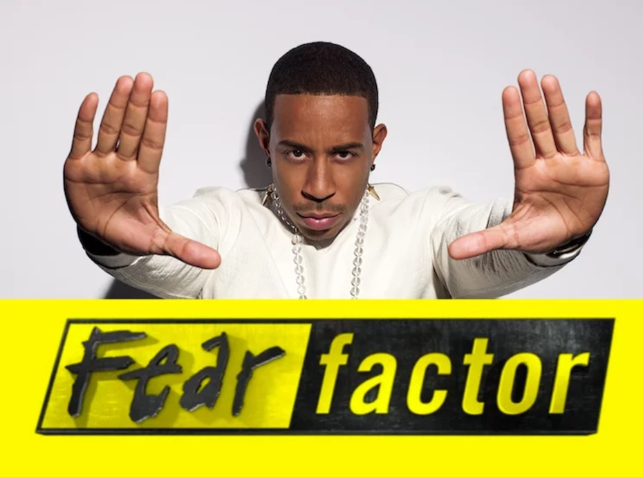 get on Fear Factor