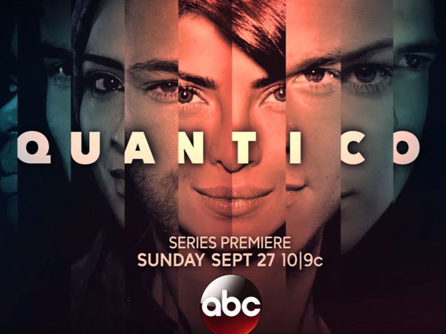 get on TV show Quantico in NYC