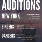 Open Auditions for Singers for Celebrity Cruises
