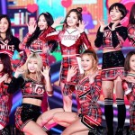 Girl Group Members for K-Pop Competition in New Jersey