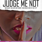 "Casting Dancers and Drummers for Paid Roles in ""Judge Me Not- Monologue Show"" – DMV Area"