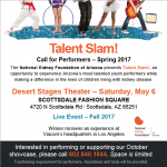 Casting Kids for Talent Slam! in Scottsdale, Arizona