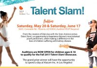 Phoenix, Arizona kids auditions for Arizona Talent Slam