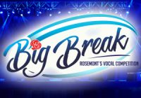Big Break singing contest