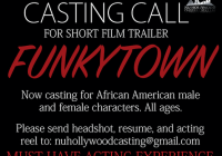 Funkytown show auditions in Atlanta