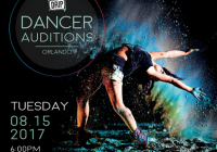 Dancer auditions in Orland