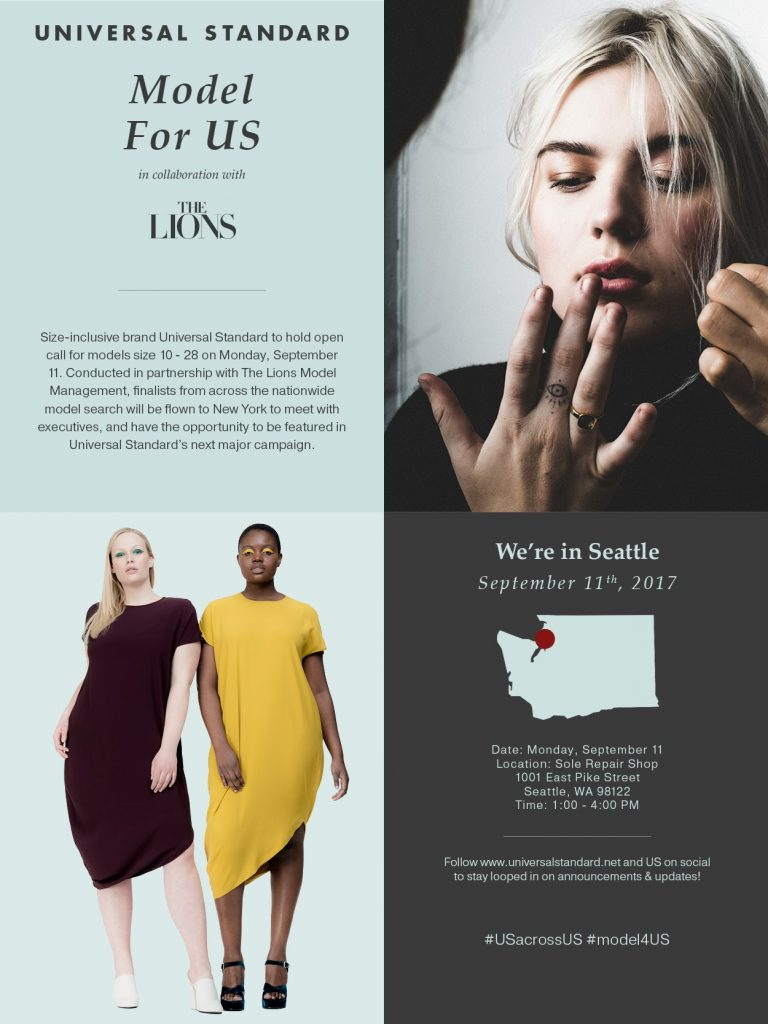 Plus Size Model Auditions in Seattle & Portland | Auditions Free